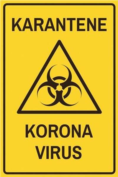 Karantene-Coronavirus